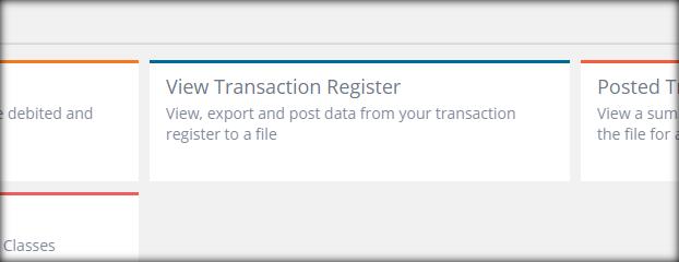 Posting Transactions to QuickBooks Desktop – FrontStream