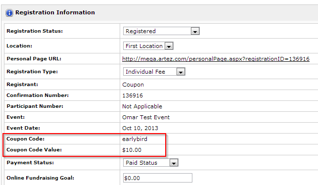Event campaign template payment types frontstream details are also included in the snapshot report fandeluxe Image collections